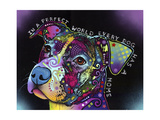 In a Perfect World Giclee Print by Dean Russo