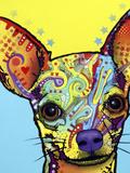 Chihuahua I Impressão giclée por Dean Russo