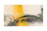 Abstraction 10687 Giclée-tryk af Rica Belna