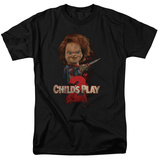 Childs Play 2 - Heres Chucky T-Shirt