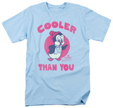 Chilly Willy - Cooler Than You T-shirts