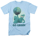 Gumby - Go Green T-Shirt