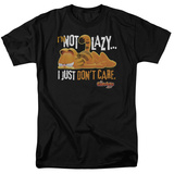 Garfield - Not Lazy T-shirts