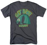 Gumby - Get Bent T-shirts