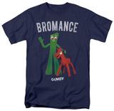Gumby - Bromance T-Shirt