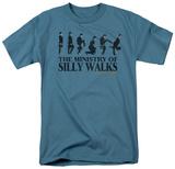 Monty Python - Silly Walk T-shirts