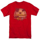 Magnum Pi- Hawaiian Sunset Shirt