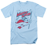 Mighty Mouse - Mighty Flag T-Shirt