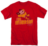 Mighty Mouse - I'm Mighty T-Shirt