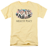 Melrose Place - Meet At The Place T-Shirt