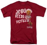 Major League - Jobu Needs A Refill T-shirts