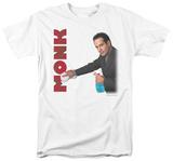 Monk - Clean Up T-Shirt