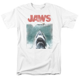 Jaws - Vintage Poster T-Shirt