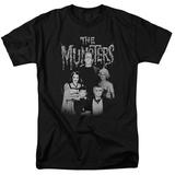The Munsters - Family Portrait T-Shirt