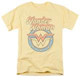 Wonder Woman - Faded Wonder Shirts