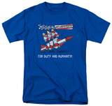 The Three Stooges - Mission Accomplished T-shirts