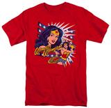 Wonder Woman - Pop Art Wonder T-Shirt