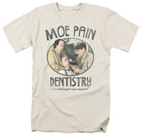 The Three Stooges - Moe Pain T-shirts