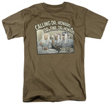 The Three Stooges - Doctor T-shirts