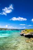Atlantic Ocean Coastline . Dominican Repub Fotografisk trykk av Vitaliy Pakhnyushchyy