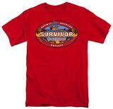 Survivor - Cook Islands T-shirts