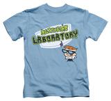 Juvenile: Dexter's Laboratory - Logo T-Shirt