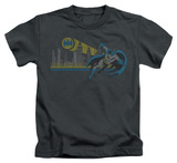 Juvenile: Batman - Gotham Retro T-Shirt