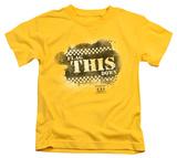 Juvenile: Taxi - Flag This T-Shirt