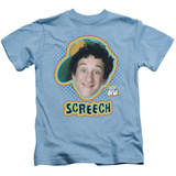 Juvenile: Saved By The Bell - Screech T-shirts
