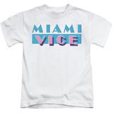 Juvenile: Miami Vice - Logo Shirts