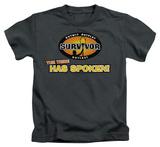 Juvenile: Survivor - Tribe Has Spoken T-shirts