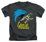 Juvenile: Batman - Batgirl Is Hot T-shirts