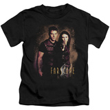 Juvenile: Farscape - Wanted Shirts