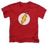 Juvenile: The Flash - Flash Logo T-shirts