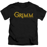 Juvenile: Grimm - Gold Logo T-shirts