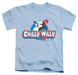 Juvenile: Chilly Willy - Logo T-shirts