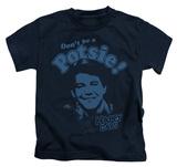 Juvenile: Happy Days - Don't Be A Potsy T-shirts
