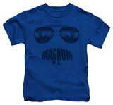Juvenile: Magnum P.I. - Face It T-Shirt