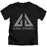Juvenile: Eureka - Global Dynamics Logo Shirts