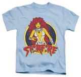 Juvenile: DC Comics - Starfire T-shirts