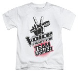Juvenile: The Voice - Team Usher T-shirts