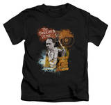 Juvenile: The Twilight Zone - Enter At Own Risk T-shirts