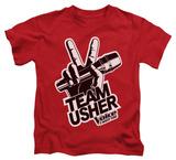 Juvenile: The Voice - Usher Logo Shirt