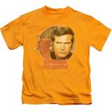 Juvenile: The Six Million Dollar Man - Run Faster T-Shirt