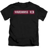 Juvenile: Warehouse 13 - Logo T-Shirt