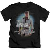 Juvenile: The Six Million Dollar Man - Technology T-shirts