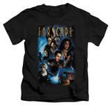 Juvenile: Farscape - Comic Cover T-shirts