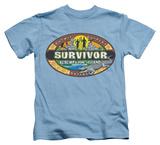 Juvenile: Survivor - Redemption Island Shirts