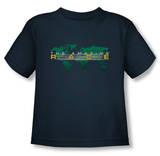 Toddler: Amazing Race - Around The World Shirts