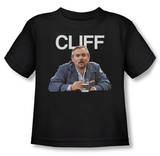 Toddler: Cheers - Cliff T-shirts